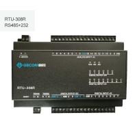 Data Acquisition Module Industrial Controller For Modbus RTU RTU-308R 16AI + 8DI + 6DO RS485 RS232