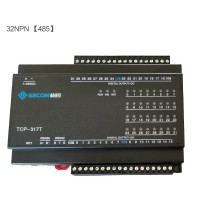 32-Channel NPN Transistor Data Acquisition Module For MODBUS-RTU Protocol RTU-317T 32NPN RS485