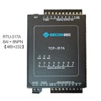 8AI + 8NPN Data Acquisition Module For MODBUS-RTU Industrial Controller RTU-317A [RS485+RS232]