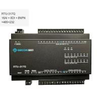 16AI + 8DI + 8NPN Data Acquisition Module For MODBUS RTU Industrial Controller RTU-317Q RS485+RS232