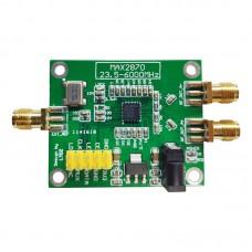 MAX2870 23.5-6000MHz RF Signal Source Signal Generator Module PLL VCO -4dBm~+5dBm w/ STM32 Driver