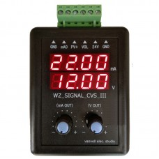 0-22mA Signal Generator Current Voltage Transmitter Calibrator Signal Source Active Passive Output