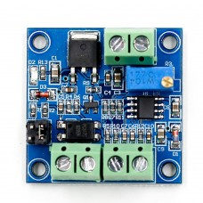 PWM To Voltage Converter Module 0%-100% To 0-10V For PLC MCU Digital to Analog Signal PWM Adjustable