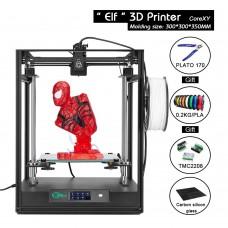 Creativity BestNew CoreXY ELF Double Z Axis 3D Printer Support 3D Touch Short Range Version