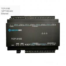12PT100 + 4AI Industrial Controller Data Acquisition Module TCP-518E [Ethernet Communications]