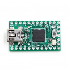 Teensy 2.0 USB AVR Development Board Keyboard Mouse ISP U Disk Experiment Board w/ Cable
