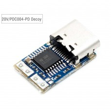 Type-C PD Trigger Module PD23.0 To DC Trigger Adapter Cable QC4 Charger PDC004-PD 20V