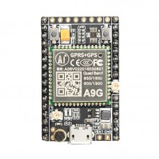 A9G GSM/GPRS+GPS/BDS Development Board SMS/Voice/Wireless Data Transmission + Positioning