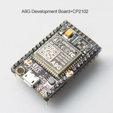 A9G+CP2102 GSM/GPRS+GPS/BDS Development Board SMS/Voice/Wireless Data Transmission + Positioning