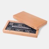 X-mini 24 in 1 Screwdriver Bits Set Multifunctional Repair Tool for Phone Computer Home Appliance