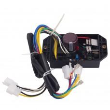 Maxgeek KI-DAVR-50S3 AVR Generator Automatic Voltage Regulator 380V for Three Phase 5KW Alternator