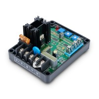 Maxgeek GAVR-8A AVR Generator Automatic Voltage Regulator Module 8A for Brushless Diesel Alternator
