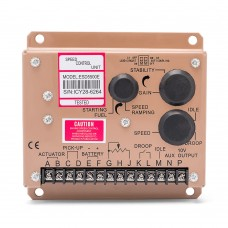 Maxgeek ESD5500E Generator Speed Controller DC Electric Speed Governor Diesel Engine Speed Control Board