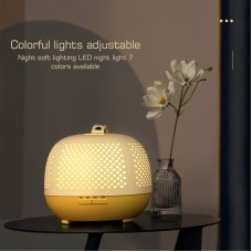 Mini Humidifier Aroma Essential Oil Diffuser Air Purifier Sprayer 400ML w/ LED Colorful Night Light