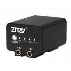 ZITAY External Battery A6000/A6300/A6500 Or A7S/A7S2/A7M/A72 DSLR Power Supply For Camera Use NP-FW50