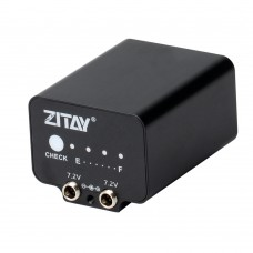 ZITAY Camera External Battery Dummy Battery For Canon 1DX/1DX2/1DS3D SLR Using LP-E4 E19 Battery