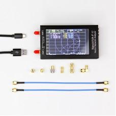 "Maxgeek NANOVNA-F V2 3GHz Vector Network Analyzer Antenna Analyzer 4.3"" IPS LCD Display Touch Operation"