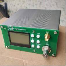 WB-SG1 9K-4.4G/1Hz-200M Signal Generator -40dBm~+13dBm Generating High Frequency RF Microwave