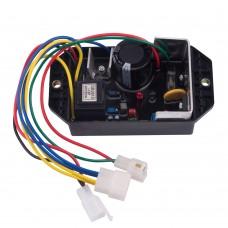 Maxgeek KI-DAVR-50S3 AVR Generator Automatic Voltage Regulator 220V for 8.5/9.5KW Single Phase Alternator
