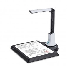 KC5M01 Scanner A4 A5 High Speed Document Scanner Foldable For Picture Photos Magazines w/ Hard Base