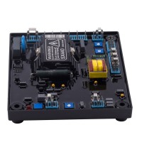 Maxgeek SX440 Diesel Generator AVR Automatic Voltage Regulator Alternator Voltage Stabilizer U/F Protection