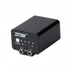 ZITAY External Battery Power Supply Dummy Battery For Canon SLR 550D/650D/600D Using LP-E8 Battery