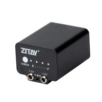 ZITAY External Battery Dummy Battery For Canon Mirrorless Camera M3 M5 M6 & SLR Use LP-E17 Battery