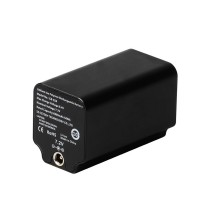 ZITAY External Battery Power Supply Dummy Battery For Canon SLR 1DX/1DX2/1DS3/1D4 Using LP-E4N/E19