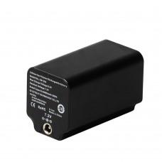 ZITAY External Battery Power Supply Dummy Battery For Canon SLR 1DX/1DX2/1DS3/1D4 Using LP-E4N/E19