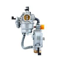 Maxgeek GX390 5KW LPG Carburetor Kit Manual Carburetor Gasoline Engine Water Pump Micro-tiller Parts