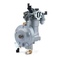 Maxgeek YQP19-LPG Carburetor Kit Automatic Switching Dual Fuel for GX200 Micro-tiller Gasoline Water Pump Engine