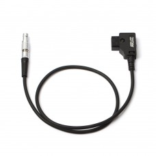 ZITAY D-TAP To LEMO 2-Pin Power Cable For VAXIS Wireless VTX 2-Pin Crystal Video Teradek Power Cord