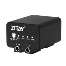 ZITAY Camera External Battery NP-FZ100 External Power Supply For Sony A9/A7M3 A7R3/A6600/A73 SLR