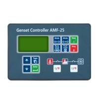 Maxgeek AMF25 Diesel Generator Controller Auto Start Genset Control Module w/ LCD Display AMF Function