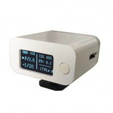 ZB-M08 Camera Light Meter Set-top Reflection Incident Light Metering Film Photography Luminometer