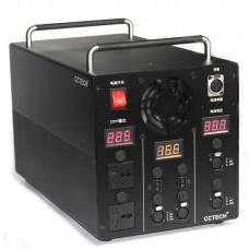 ZITAY Large Broadcast Grade V-Mount Lithium Battery Power Supply For ARRI SkyPanel LED ALEXA Cameras