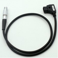 ZITAY D-TAP Cable For D-tap To LEMO RED EPIC SCARLET RAVEN WEAPON Power Cable Photography Power Cord