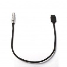 ZITAY For DJI RONIN-S Stabilizer To Z CAM E2 Power Cable Power Cord Withstand Low Temperature