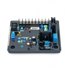 Maxgeek R150 Diesel Brushless Generator AVR Automatic Voltage Regulator Excitation Voltage Stabilizer