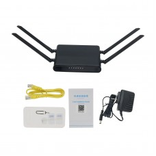 300Mbps Wireless Wifi Router 2.4G Up to 32 Users Support 3G 4G For Asia/Europe/Southeast Asia/Africa