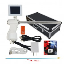 "15MP Pig Visual Insemination Kit Artificial Insemination Kit with 3.5"" Adjustable Display BTS-ZKS"
