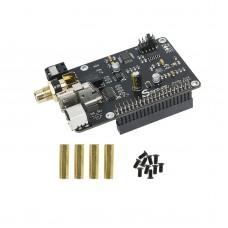 R18 HiFi Audio Sound Card Digital Audio Board AK4118 For Raspberry Pi 32Bit/PCM384KHz DSD128