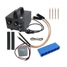 Spot Welding Machine Lithium Battery 18650 Battery Spot Welder DIY Kit 220V Output 1300A CX3500