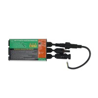 350W Solar Micro Inverter MPPT Grid Tie Inverter Pure Sine Wave Inverter DC 18V-50V to AC 120V/230V