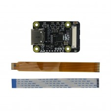 HDMI To CSI2 Standard HDMI Upgraded Version + 15cm PIO Cable For Raspberry Pi Only 4B 3B+ 3B Zero