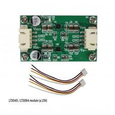 LT3045 LT3094 Linear Voltage Regulator Low Noise RF Linear Power Supply Module Output Voltage ±15V