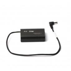ZITAY DC To DMW-BLJ31GK Dummy Battery External Power Supply For DC-S1 S1R S1H Full-Frame Cameras