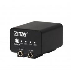 ZITAY External Battery BLJ31 Dummy Battery Accessory For Panasonic Full-Frame DC-S1 S1R S1H Cameras