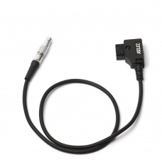 ZITAY D-TAP Cable For D-tap To LEMO 6-Pin DJI Ronin-S Power Base B Port Power Supply Cord Power Cable
