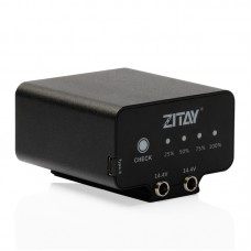 ZITAY 95WH External Battery Quick Release Fast Charge Battery For SLR Mirrorless Camera BMPCC 4K